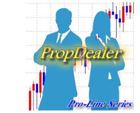 TradingEdgeさんの新作EA「PropDealer」